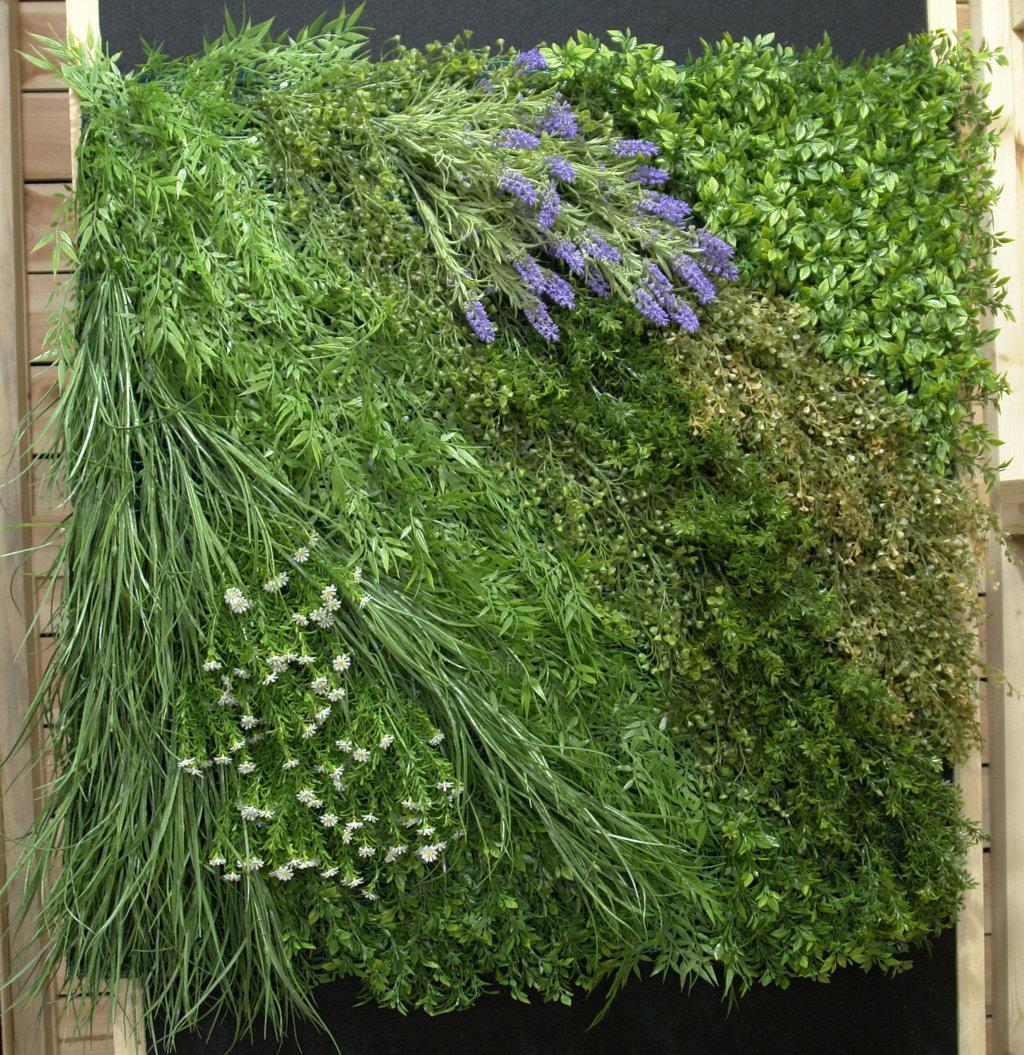 Jardin vertical exterior jupiter 100x100cm for Jardin vertical exterior