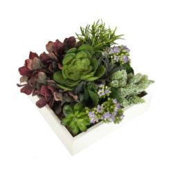 White box crasas Abril - 20x20x20cm